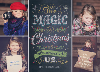 Affiliate Exclusive! $1.29 Holiday Cards & Invites + Free                   Stamp when you let us mail it for you! Use