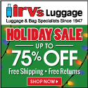 Holiday Sale - Save up to 75% + Free Shipping!