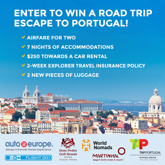 Sweepstakes Escape to Portugal