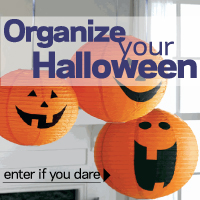 Prep and Organize your Halloween Haunt!