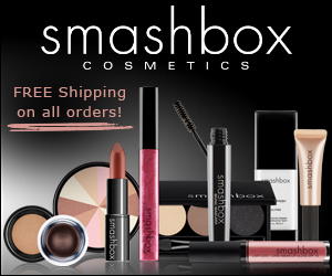 Smashbox Cosmetics Free Shipping for All Orders