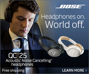 Free Shipping on QuietComfort® 25 Acoustic Noise Cancelling® headphones.