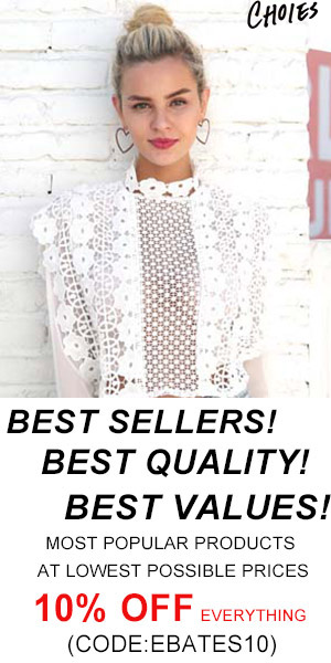 BEST SELLERS! BEST QUALITY! BEST VALUES! Most Popular Products At Lowest Possible Prices!