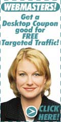 FREE Traffic Coupon Offer