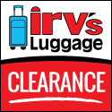 Irv's Luggage Hot Deals