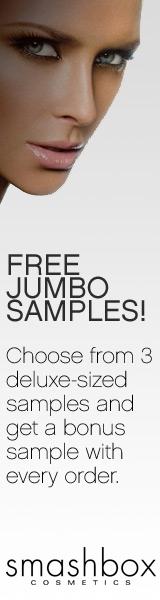Free jumbo samples