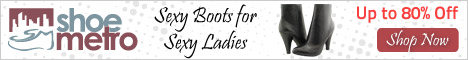 Sexy Boots for Sexy Ladies Up to 80% Off