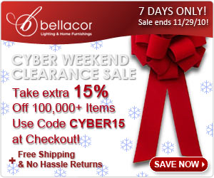 Save an extra 15% when you use code CYBER15