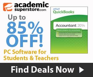 Quickbooks AcademicSuperstore.com