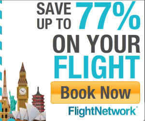Save Up To 77% On Your Flight
