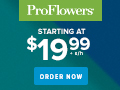 Fall Flowers & Gifts from only $19.99 at ProFlowers 120 x 90
