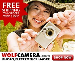 Clearance Deals at Wolfcamera.com