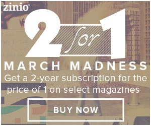 US March Madness Sale! Get 2 For 1