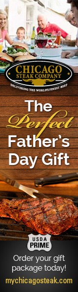 Chicago Steak Company - Father's Day Gift