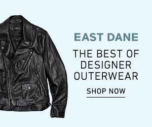 East Dane | The Best of Designer Outerwear