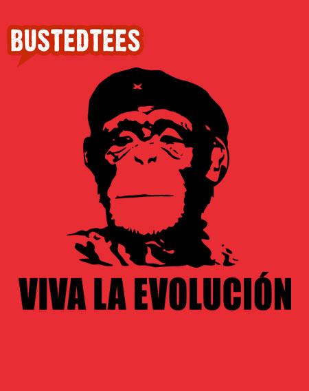 Viva La Evolucione!