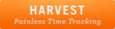 Harvest Painless Time Tracking