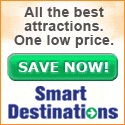Save up to 55% OFF Top Attractions and Tours!