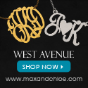 West Avenue Jewelry at Max & Chloe