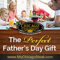 Father's Day Gift - Chicago Steak Company