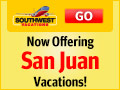 San Juan Vacation Packages!