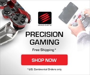 Mad Catz Gaming Products & Accessories