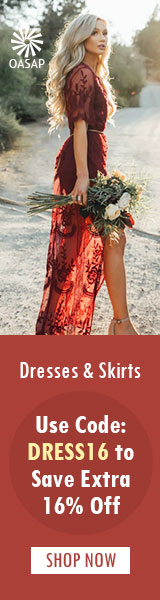 Save Extra 10% off Dress With Code: DRESS10+FS
