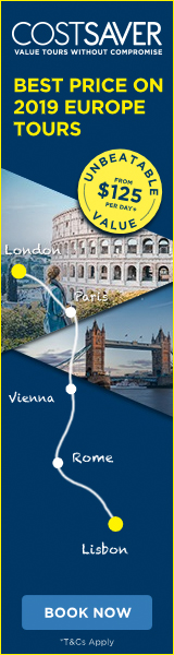 Costsaver - Best Price on Europe Tours