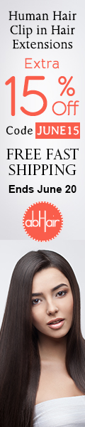 Human hair clip in hair extensions extra 15% off +FREE fast shipping. Code JUNE15