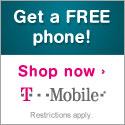 Free T-Mobile Flip Phone