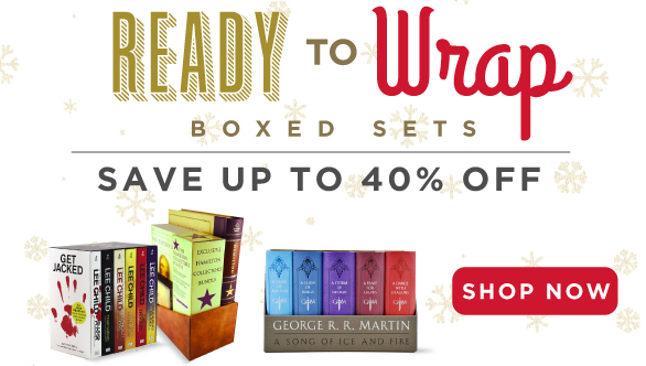 Up to 40% Off Boxed Sets at BAM!