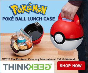 Poké Ball Lunch Case - Shop ThinkGeek