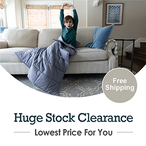 Clearance Weighted Blanket