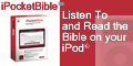 iPocketBible - Listen to and Read the Bible on You