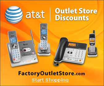 Free Shipping on AT&T Telephones!