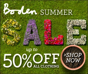 Mini Boden 2011 Collection - 15% plus FREE shipping and returns
