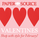 Valentine Gifts at Paper Source