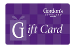 Gordon's Jewelers Gift Card