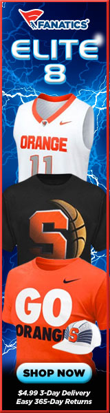 Shop 2012 Elite 8 Syracuse Orange Gear at Fanatics!