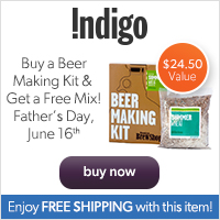 Buy a Beer Making Kit & Get a Free Mix! $24.50 Value.