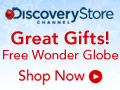 shop the Discovery store