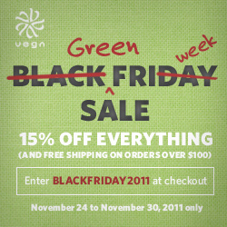 Save 15% off on Black Friday!
