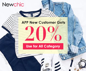 APP Only-Get 20% Off for Your First Order