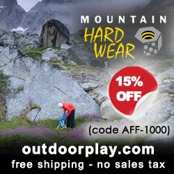 Mountain Hardwear 15% Off