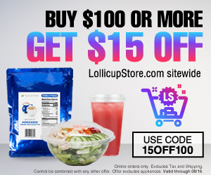 Buy $100 Or More Get $15 Off