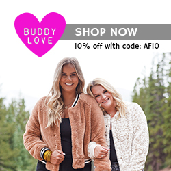 BuddyLove Fall New Collection + Coupon