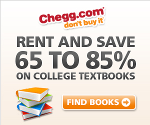 Rent Textbooks & Save 65 to 85%