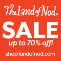Sale at The Land of Nod 125x125