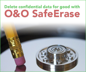 Delete confidential data for good