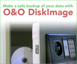Backup your PC with O&O DiskImage